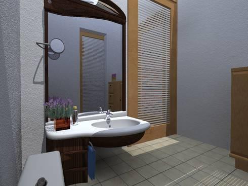 Arquitectura+: Baños de estilo  por Arquitectura +