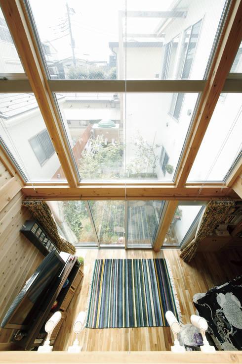 施工事例: 株式会社Add設計工房が手掛けた窓です。