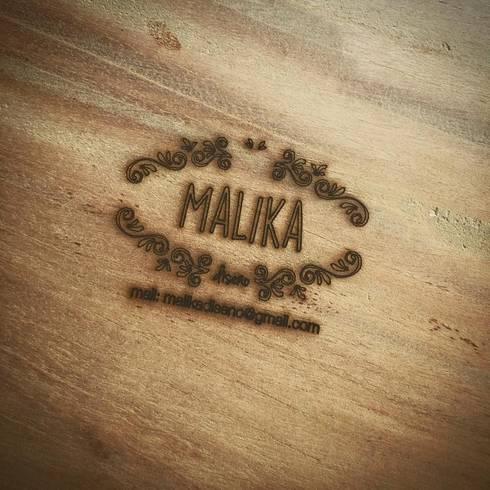 Malika Diseno: Hogar de estilo  por Malika Diseno