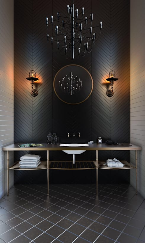 Bathroom by Ezra YAZICI