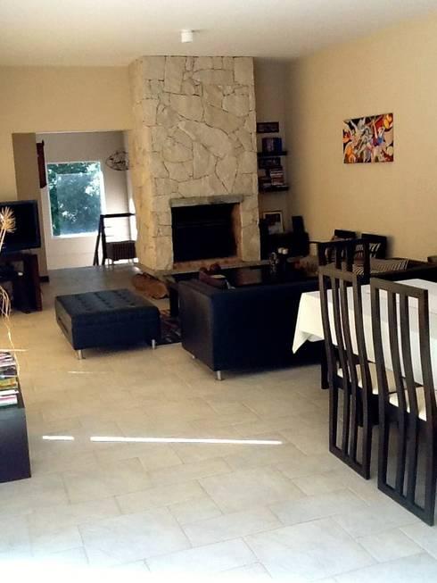 Casa Pinamar -Fragata 25 de Mayo: Comedores de estilo  por Ardizzi arquitectos