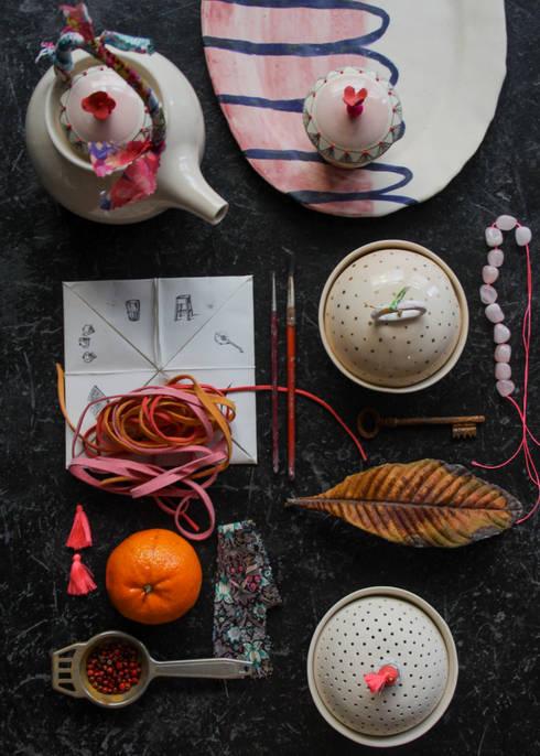 OPORTO F W 2015: Casa  por anna westerlund handmade ceramics