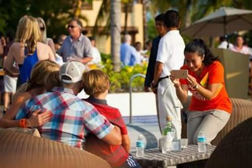 EVENTO TEQUILA PATRON: Hoteles de estilo  por SINDO OUTDOOR