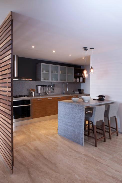 مطبخ تنفيذ Basch Arquitectos