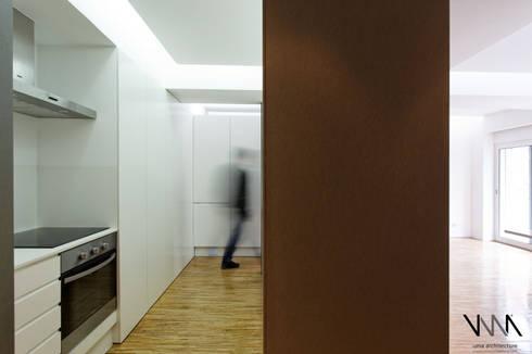 Cozinha: Cozinhas modernas por UMA Collective - Architecture