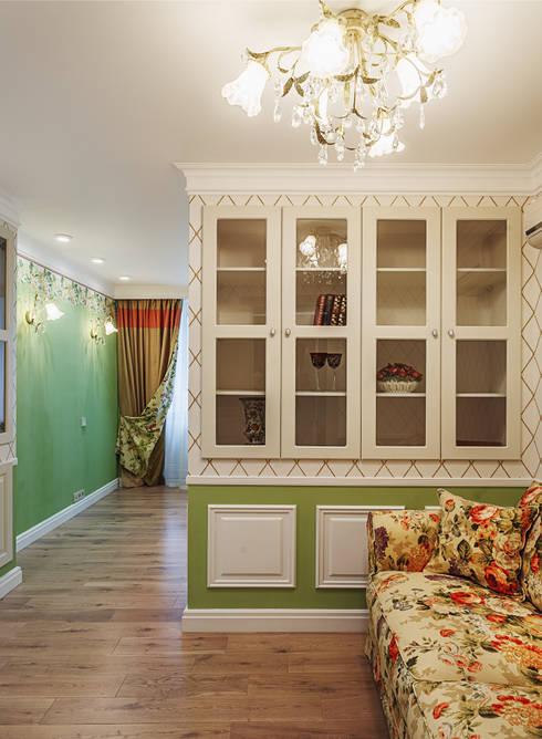 Living room by Marina Sarkisyan