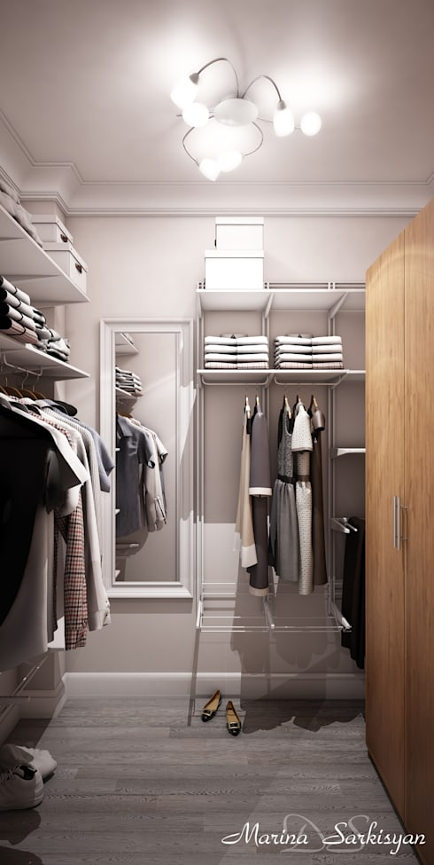 country Dressing room by Marina Sarkisyan