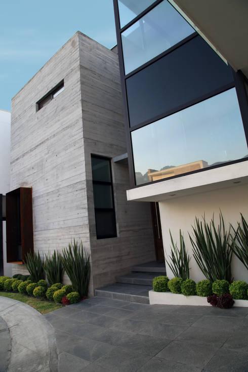 Casas de estilo  por WRKSHP arquitectura/urbanismo