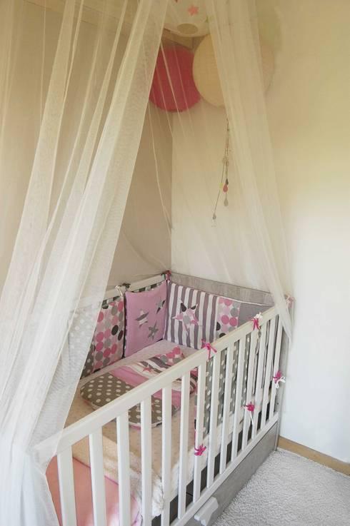 Детские комнаты в . Автор – Pièces d'identité