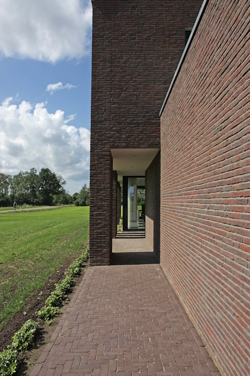 Houses by BenW architecten