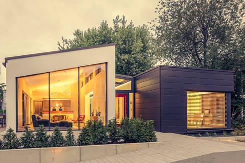 luxhaus musterhaus stuttgart von lopez fotodesign homify. Black Bedroom Furniture Sets. Home Design Ideas