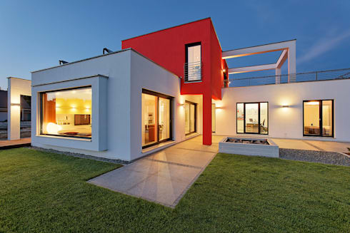 luxhaus musterhaus n rnberg von lopez fotodesign homify. Black Bedroom Furniture Sets. Home Design Ideas