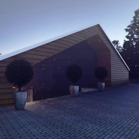 Casa AC: Casas modernas por Rúben Ferreira | Arquitecto