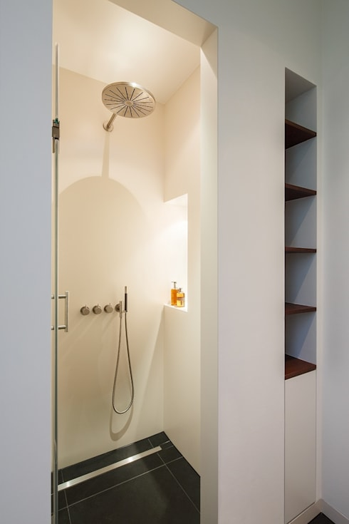 KJUBiK Innenarchitektur의  욕실