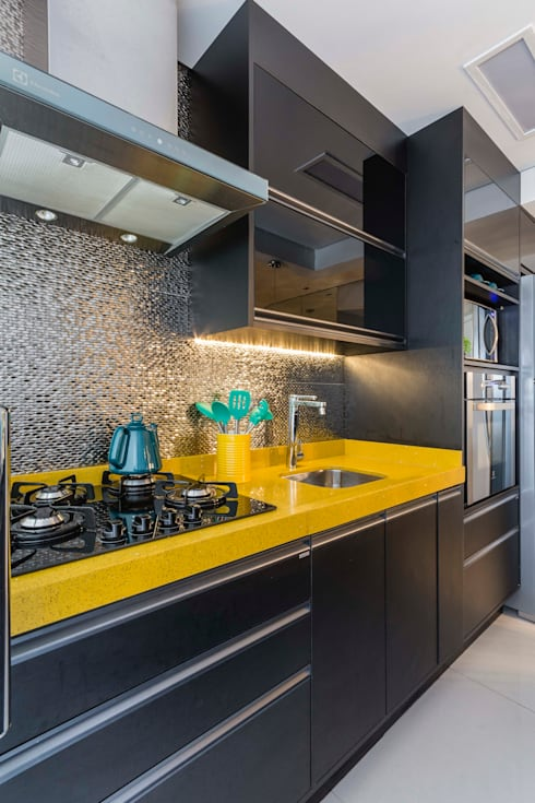 مطبخ تنفيذ Lo. interiores