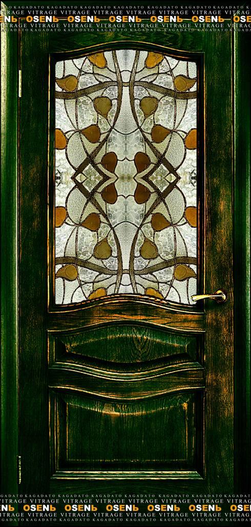 OSENЬ[original]: Окна и двери в . Автор – KAGADATO