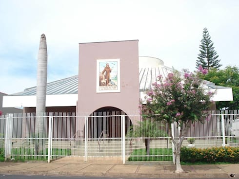 Igreja de Santo Antonio:   por SN Engenharia