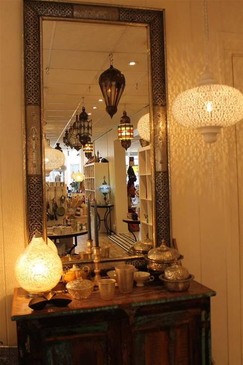 Marokkaanse spiegels door El Moro | homify