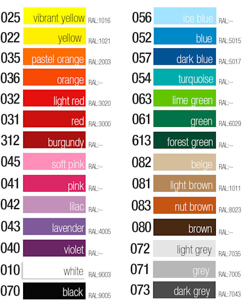 Office Decor Typography - In This Office - Wall Decal | Color Chart: Escritórios  por MOONWALLSTICKERS.COM