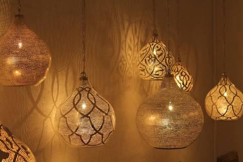 egyptische filigrainlampen door el moro homify. Black Bedroom Furniture Sets. Home Design Ideas