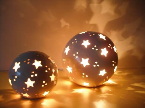 sternenlampen namenslampen von namenslampen homify. Black Bedroom Furniture Sets. Home Design Ideas