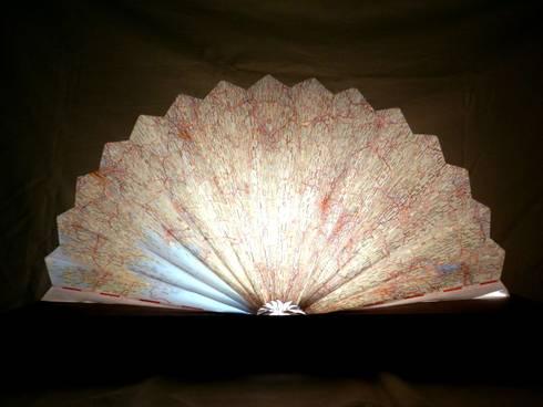 lampen und leuchten aus papier by ly la licht homify. Black Bedroom Furniture Sets. Home Design Ideas