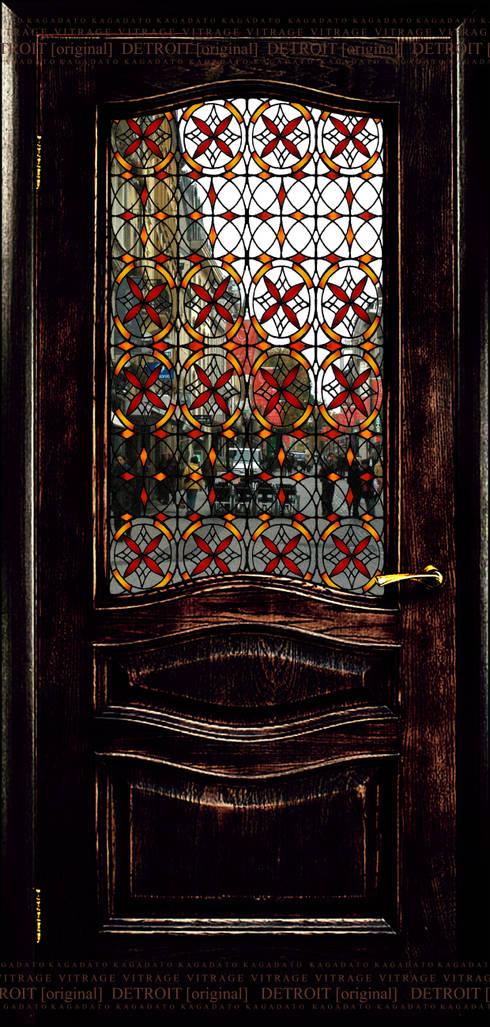 Projekty,  Okna i drzwi zaprojektowane przez KAGADATO