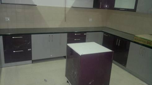 Kitchens designers-8streaks Interiors: modern Kitchen by Eight Streaks Interiors