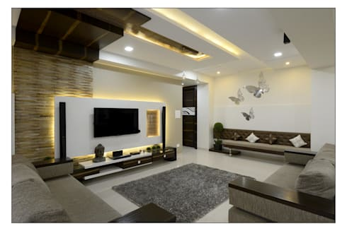 home decor stores in pune interiors by spacemekk designers p ltd homify 12548
