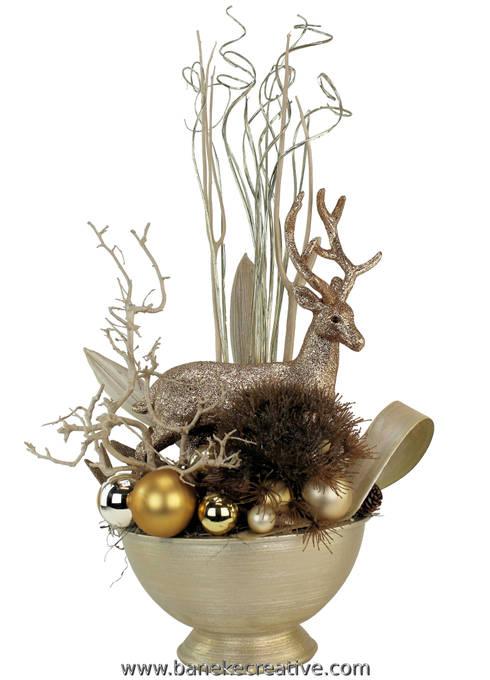 Exklusive Weihnachts-Arrangements und Kränze 2015- 2016 von BANEKE ...