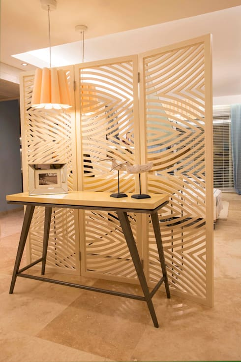 Ines Calamante Diseño de Interiores:  tarz Koridor ve Hol