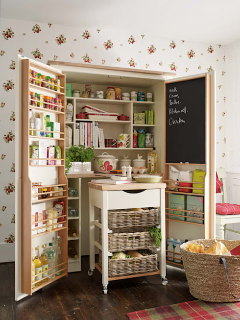 Laura Ashley Decoración의  주방