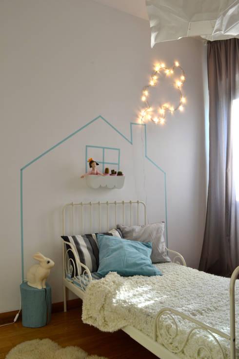 غرفة الاطفال تنفيذ Home Lifting
