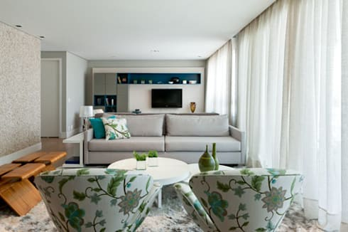 PR. MR. INDIANOPOLIS: Casa  por Tatiana Spencer Arquitetura e Design