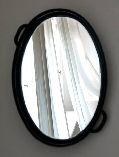 Upcycling spiegel von upcycling spiegel berlin homify for Spiegel id