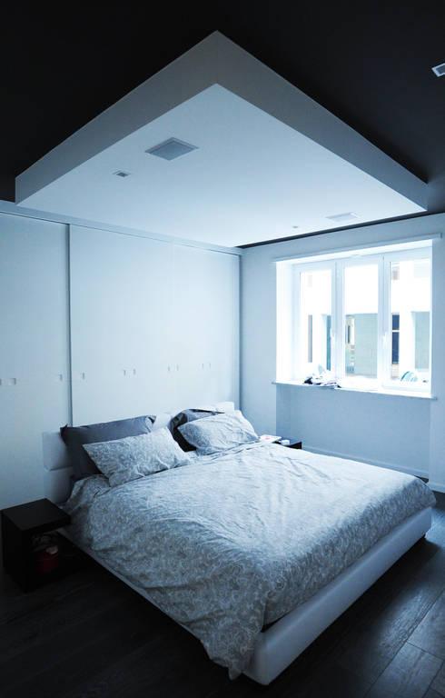 RESIDENZA PRIVATA | Torino | 2013: Camera da letto in stile  di studio AGILE