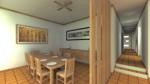 dining room:   por JOÃO SANTIAGO - SERVIÇOS DE ARQUITECTURA