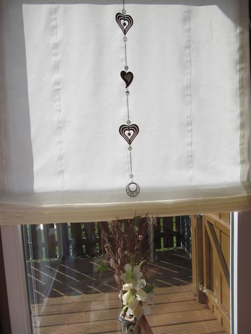 Ideen für Ihren Wohnraum : klassische Fenster & Tür von Ramonas Nähstube - Window-Fashion