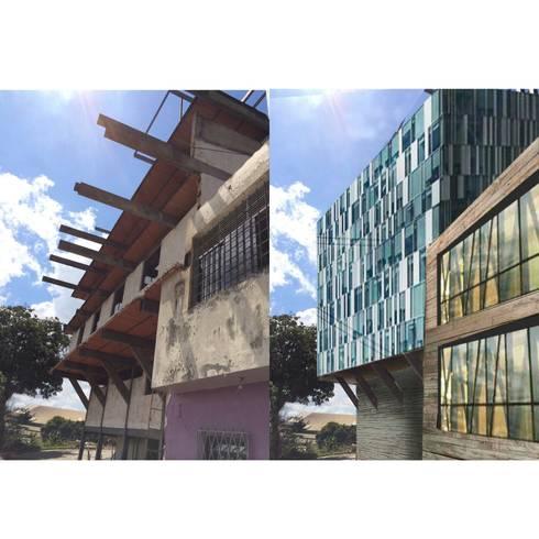 Oficinas centrales de instalaciones deportivas de for Blau hotels oficinas centrales