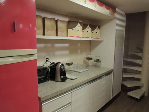 ANALU  – Atelier de doces: Espaços gastronômicos  por CRAFT ARQUITETURA