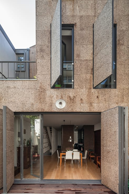 Houses by Floret Arquitectura