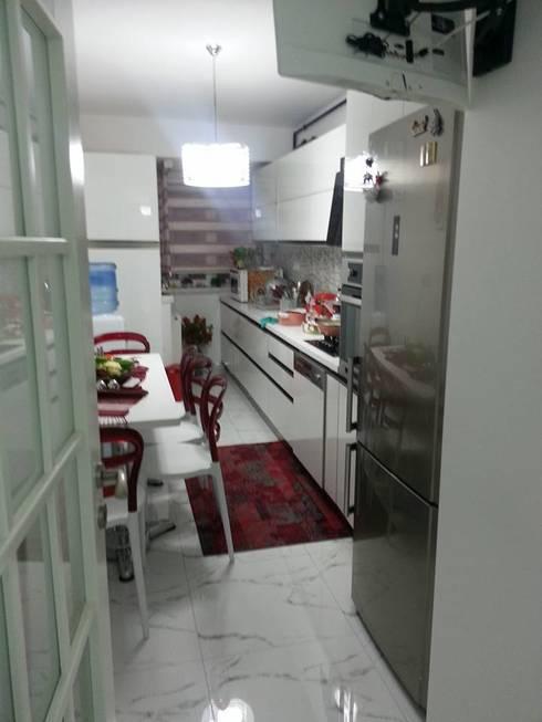 Blue Home  – Arife HOCAM:  tarz Mutfak