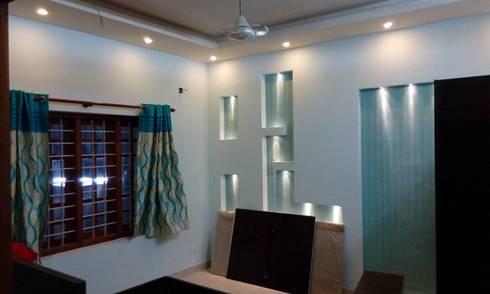 Bangalow: modern Bedroom by homecenterktm