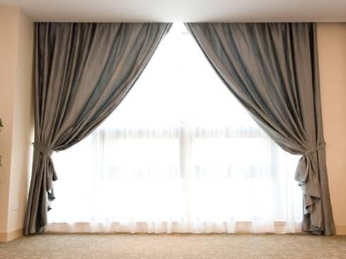 Mediterranean Bedroom By Ramonas Nähstube   Window Fashion