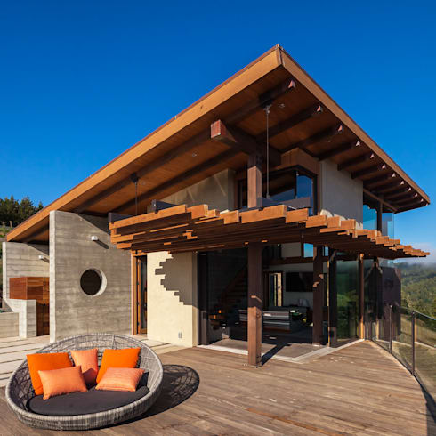 Casa da piscina – Sonoma Coast, California:   por António Chaves - Fotografia