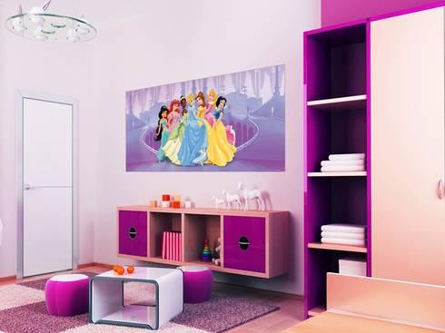 Paineis Decorativos Infantis: Quartos de criança modernos por Formafantasia