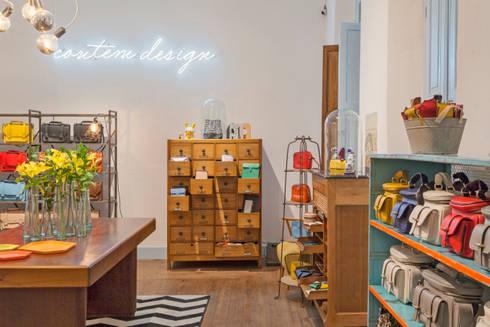 Projeto Comercial | Adô: Lojas e imóveis comerciais  por Dubal Arquitetura e Design