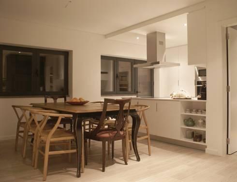 Apartamento cm por involve arquitectos homify - Cm arquitectos ...