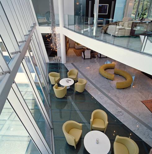 Casa SONHOS | SONHOS House - Aroeira - Sul de Lisboa:   por EAO - PORTUGAL  ARQUITECTURA