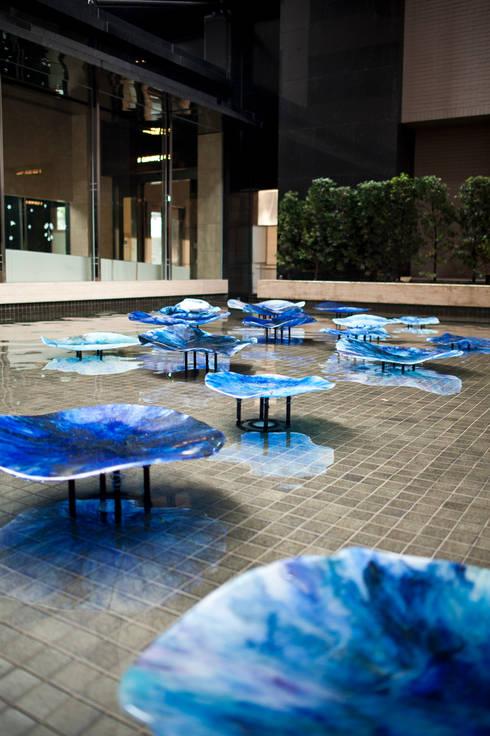 Taiwan: Espacios comerciales de estilo  por Studio Orfeo Quagliata